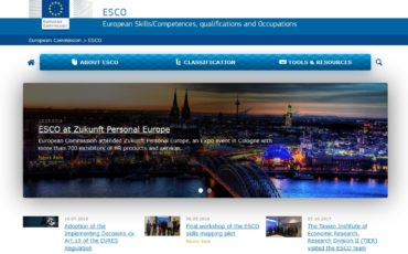 ESCO Portal – European Commission