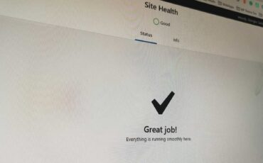 How to hide WordPress' Site Health from everyone but you